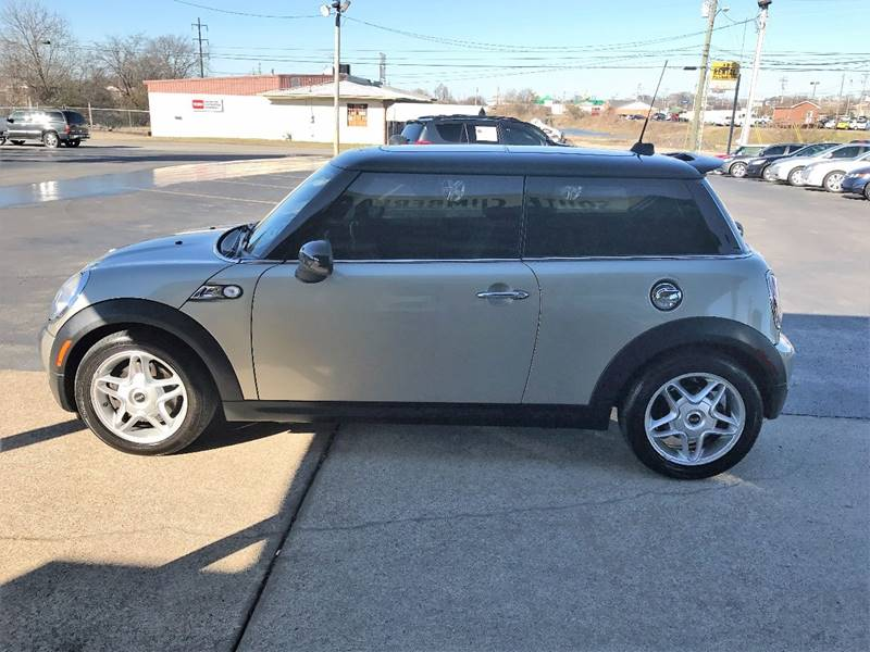 2009 MINI Cooper S 2dr Hatchback - Lebanon TN