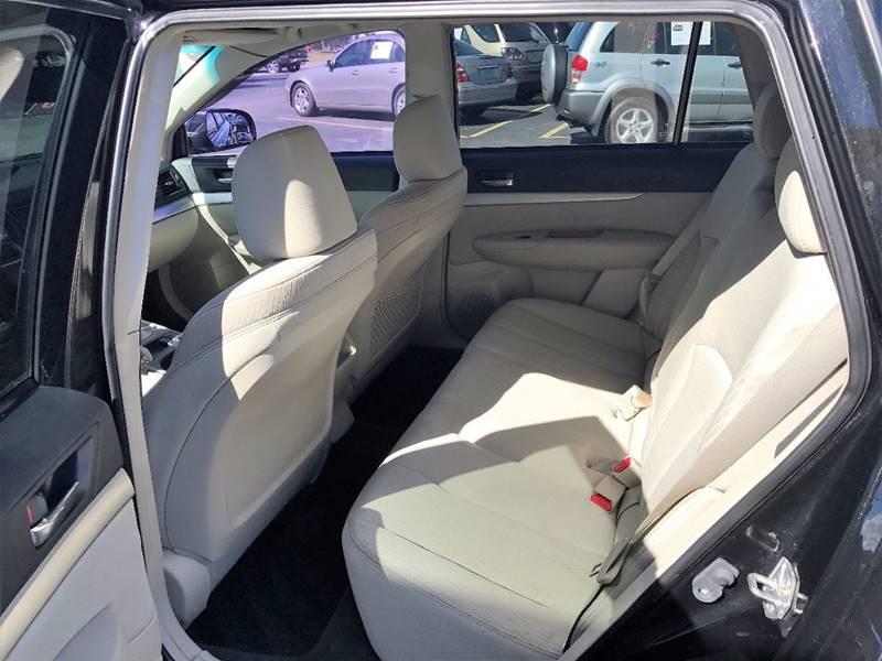2012 Subaru Outback AWD 3.6R Premium 4dr Wagon - Lebanon TN