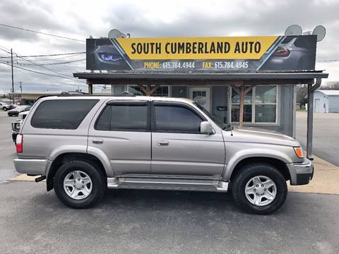 2001 Toyota 4Runner for sale in Lebanon, TN