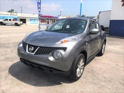 2014 Nissan JUKE for sale in Hialeah, FL
