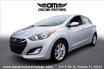2015 Hyundai Elantra GT for sale in Hialeah, FL