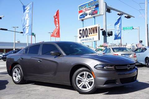 2015 Dodge Charger for sale in Hialeah, FL