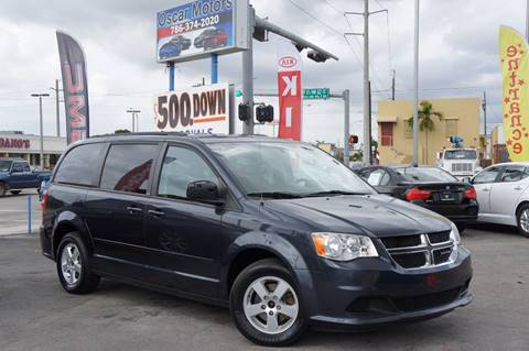 2013 Dodge Grand Caravan for sale in Hialeah, FL