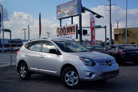 2015 Nissan Rogue Select for sale in Hialeah, FL