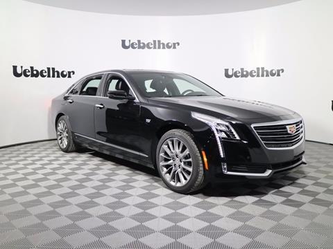 2018 Cadillac CT6 for sale in Jasper, IN