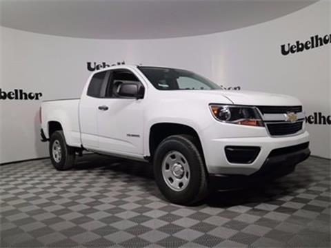 2018 Chevrolet Colorado for sale in Jasper, IN