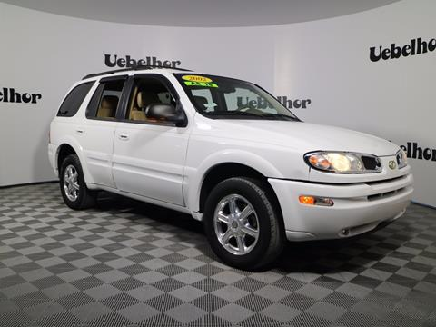 2002 Oldsmobile Bravada for sale in Jasper, IN