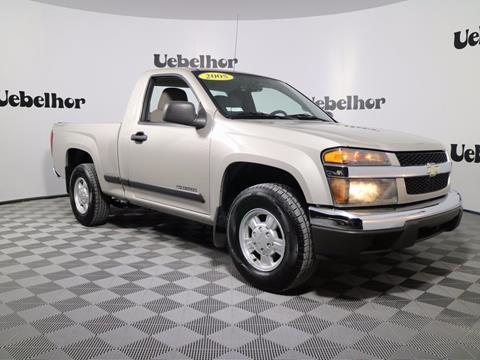 2005 Chevrolet Colorado for sale in Jasper, IN