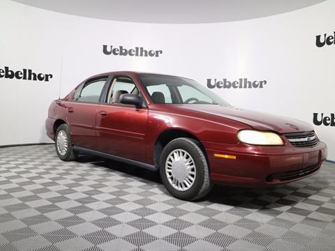 2003 Chevrolet Malibu for sale in Jasper, IN
