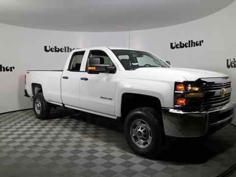 2018 Chevrolet Silverado 2500HD for sale in Jasper, IN