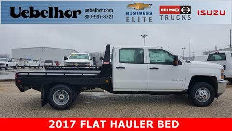 2017 Chevrolet Silverado 3500HD CC for sale in Jasper, IN