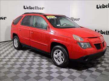 2004 Pontiac Aztek for sale in Jasper, IN