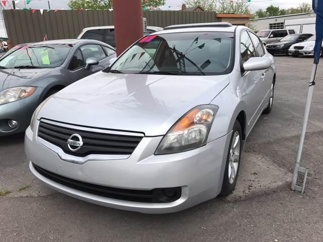 2007 Nissan Altima 2.5 S 4dr Sedan (2.5L I4 CVT) - Boise ID