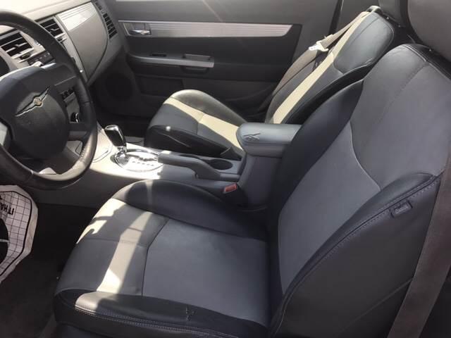 2008 Chrysler Sebring Touring 2dr Convertible - Boise ID