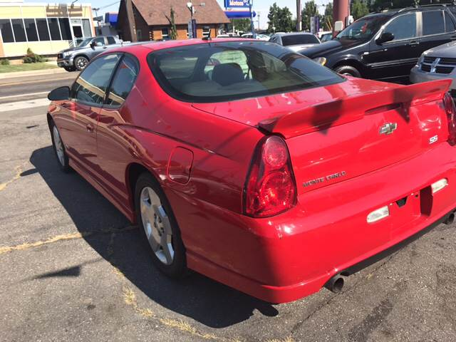 2006 Chevrolet Monte Carlo SS 2dr Coupe - Boise ID