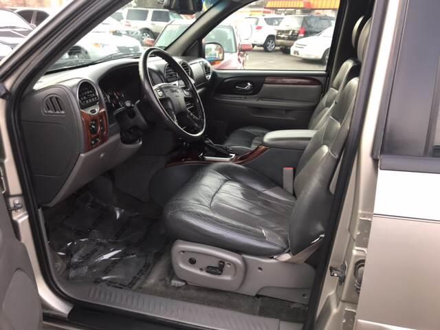 2002 Gmc Envoy Xl SLT 4WD 4dr SUV In Boise ID
