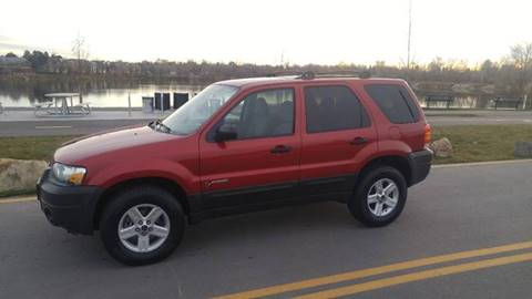 2005 Ford Escape for sale in Boise, ID