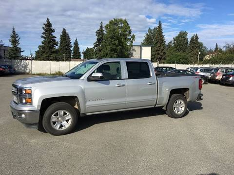 2015 Chevrolet Silverado 1500 for sale in Anchorage, AK