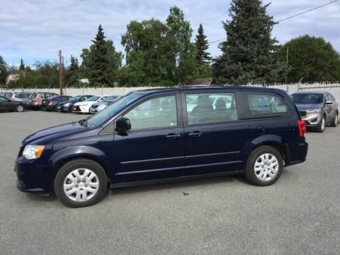 2015 Dodge Grand Caravan for sale in Anchorage, AK