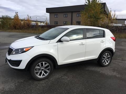 2016 Kia Sportage for sale in Anchorage, AK