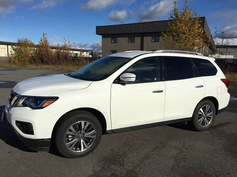 2017 Nissan Pathfinder for sale in Anchorage, AK