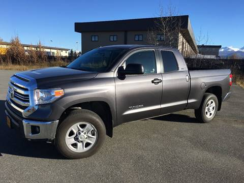 2017 Toyota Tundra for sale in Anchorage, AK