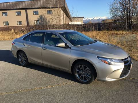 2016 Toyota Camry for sale in Anchorage, AK