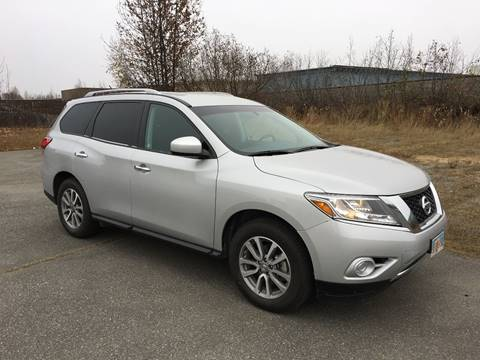 2016 Nissan Pathfinder for sale in Anchorage, AK