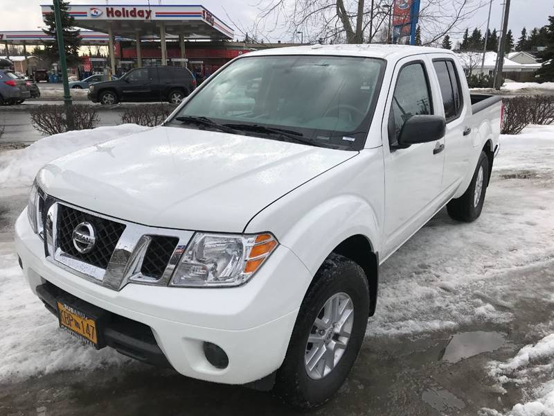 first gallery frontier image sv cab nissan photo drive profile crew truck side reviews