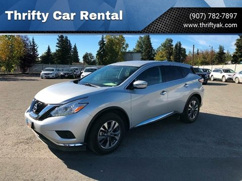 2017 Nissan Murano for sale in Anchorage, AK