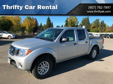 2017 Nissan Frontier for sale in Anchorage, AK