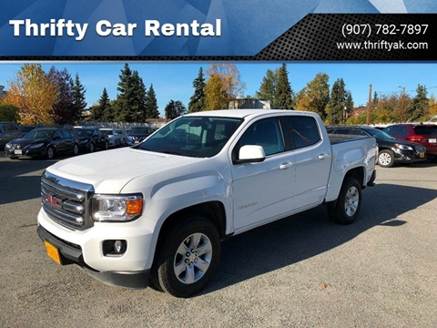 2018 GMC Canyon for sale in Anchorage, AK