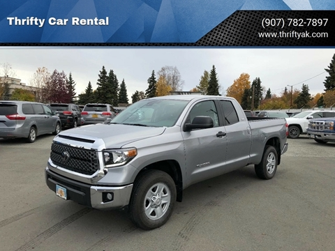 Used Toyota Tundra For Sale In Anchorage Ak Carsforsale Com