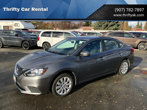 2017 Nissan Sentra for sale in Anchorage, AK