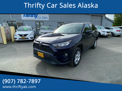 2019 Toyota RAV4 for sale at Thrifty Car Sales Alaska in Anchorage AK