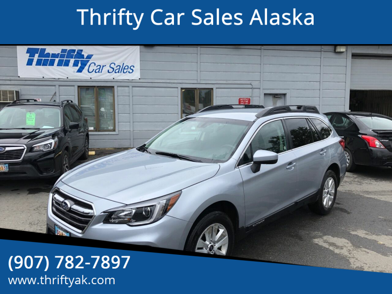 2019 Subaru Outback for sale at Thrifty Car Sales Alaska in Anchorage AK