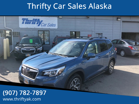 2019 Subaru Forester for sale at Thrifty Car Sales Alaska in Anchorage AK