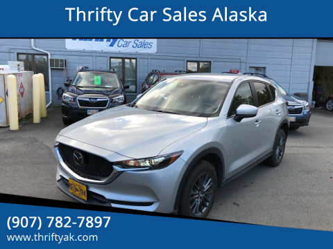 2020 Mazda CX-5 for sale at Thrifty Car Sales Alaska in Anchorage AK