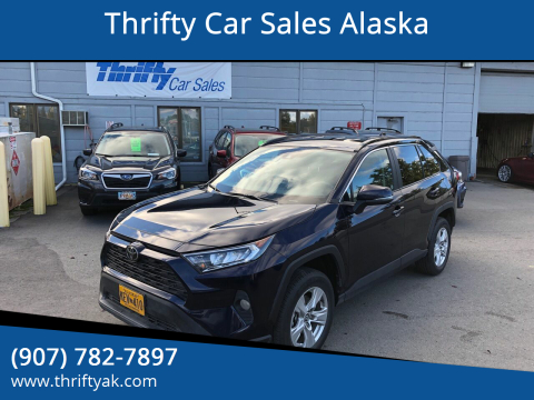 2020 Toyota RAV4 for sale at Thrifty Car Sales Alaska in Anchorage AK