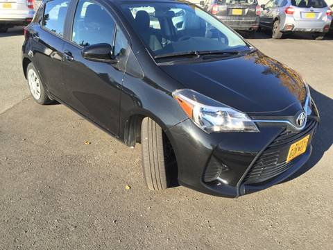 2015 Toyota Yaris for sale in Anchorage, AK
