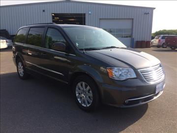 2016 Chrysler Town and Country for sale in Arcadia, WI