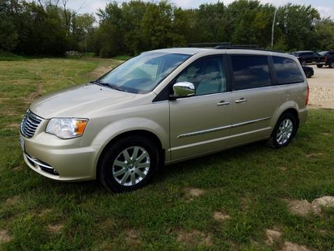 2011 Chrysler Town and Country for sale in Arcadia, WI
