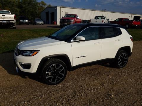 2018 Jeep Compass for sale in Arcadia, WI