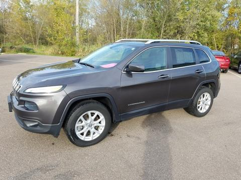 2014 Jeep Cherokee for sale in Arcadia, WI