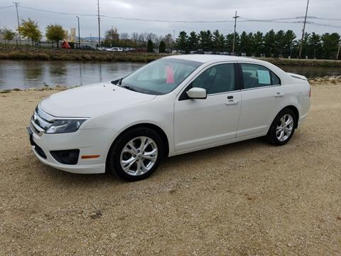 2012 Ford Fusion for sale in Arcadia, WI