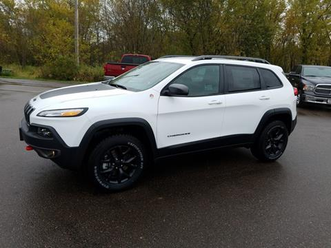 2018 Jeep Cherokee for sale in Arcadia, WI