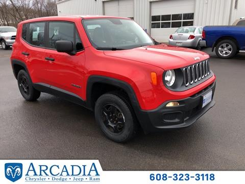 2015 Jeep Renegade for sale in Arcadia, WI
