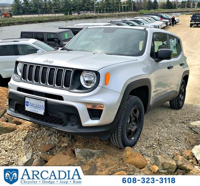 2019 Jeep Renegade 4x4 Sport 4dr SUV In Arcadia WI