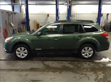 2012 Subaru Outback for sale in Arcadia, WI