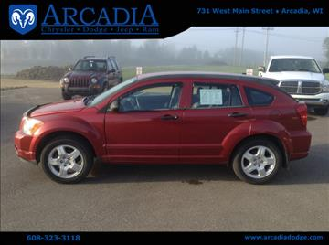 2008 Dodge Caliber for sale in Arcadia, WI